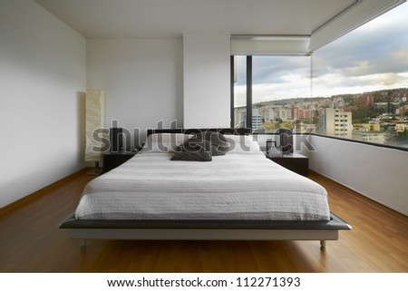 Interior Design Series: Modern Bedroom