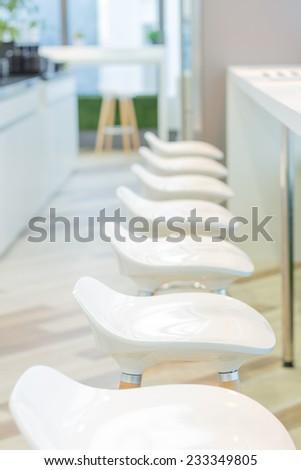 interior dining chair design
