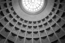 Interior Dome of Thomas Jefferson Memorial