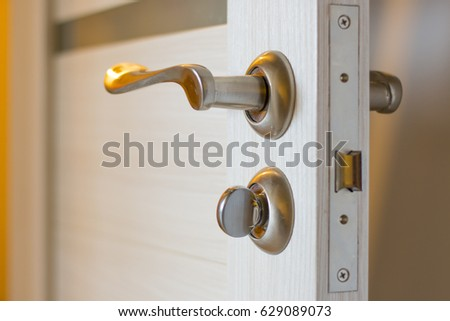 interior door, door handle #629089073