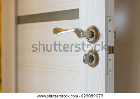 interior door, door handle #629089079