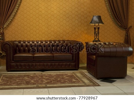 interior furniture sofa and lamp. see more on my page
