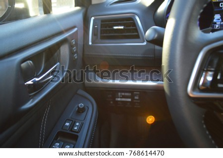 interior inside the car #768614470