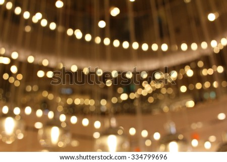 Interior lighting design de focused abstract background #334799696