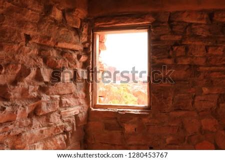 Stone Cabin Interior