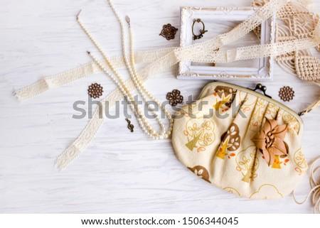 Interior miscellaneous goods fashion image. #1506344045
