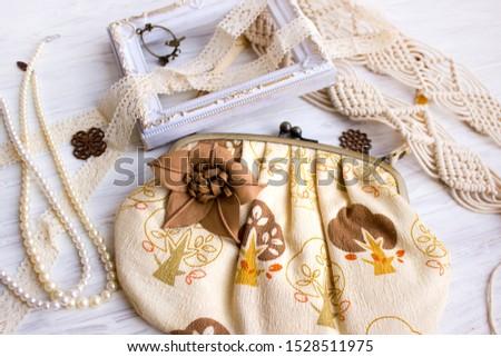Interior miscellaneous goods fashion image. #1528511975