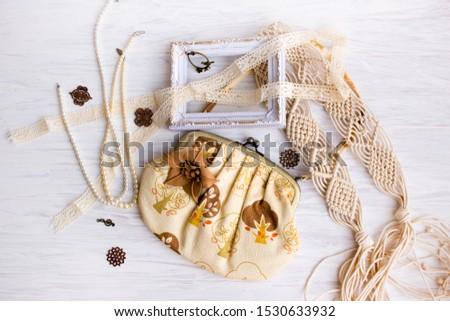 Interior miscellaneous goods fashion image. #1530633932