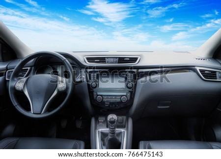 interior new car #766475143