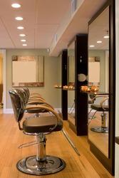 Interior-New Hair Salon