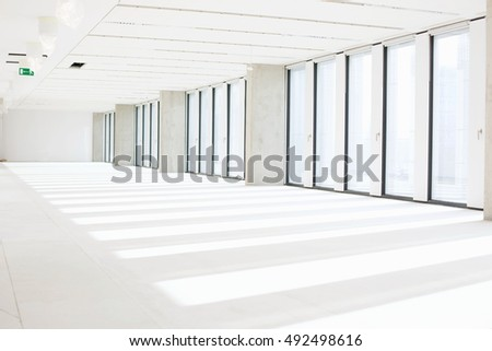 Interior of empty office #492498616