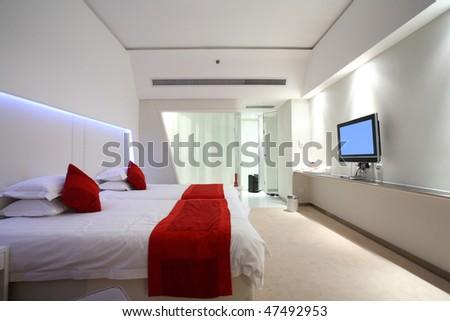 interior of modern living room