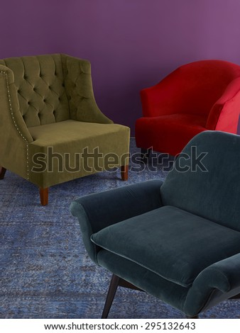 interior seat furniture style #295132643
