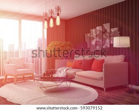 StockShutter - armchair