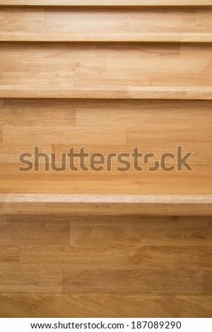 Interior - wood stairs