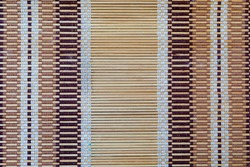 interlace of wood abstract background