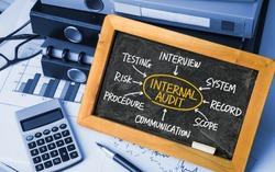 internal audit flowchart