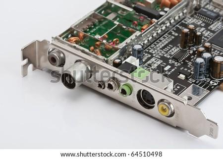 internal computer board TV tuner