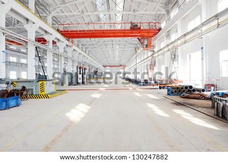 Internal Factory Buildings