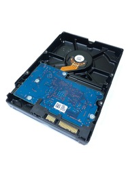 Internal hard disk drive for desktop computer pc