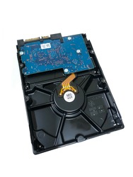 Internal hard disk for desktop computer