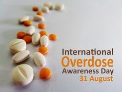 International Overdose Awareness Day 31 August