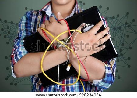 internet addict  #528234034