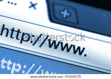 Internet address.