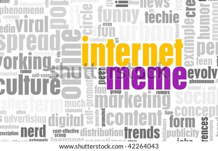 Internet Meme Online Culture as a Social Trend