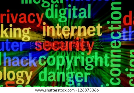 Internet security copyright