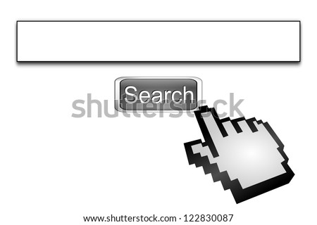 Internet web search engine