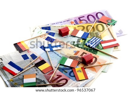 Interpretation of the European problems due to the world wide economical financial crisis