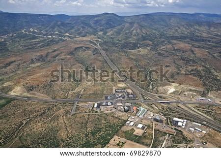 Interstate 17 and Highway 260, Camp Verde Exit