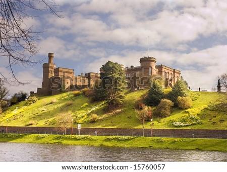 Inverness Castle, Inverness , Scotland