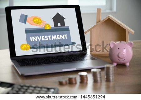 investment fund finance Property and house mortgage mortgage and real estate investment