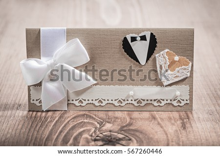 invitation card for wedding. #567260446