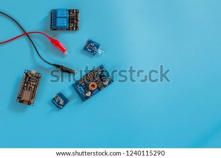 IOT Micro-controller Nano Electronic Board
