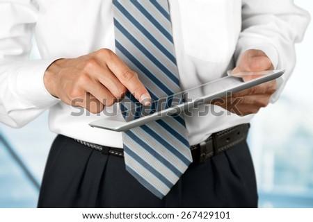 Ipad, Digital Tablet, Business.