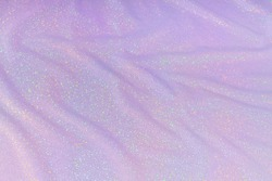 Iridescent neon background. Holographic Abstract soft pastel colors backdrop. Hologram Foil  Aesthetic. Trendy vaporwave creative gradient.