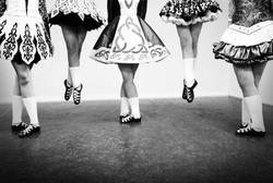 Irish Dance Dresses and Ghillies