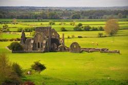 Irish Ruins Cashel, Ireland