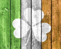 Irish Themed Background