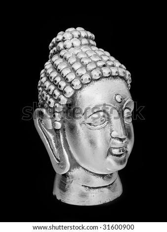 iron buddha