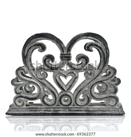 Iron decoration