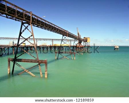 Iron Ore Pier - Darwin