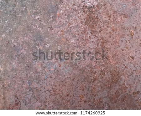 Iron Rust,Steel Rust,Steel texture,Rust texture,Rust background. #1174260925
