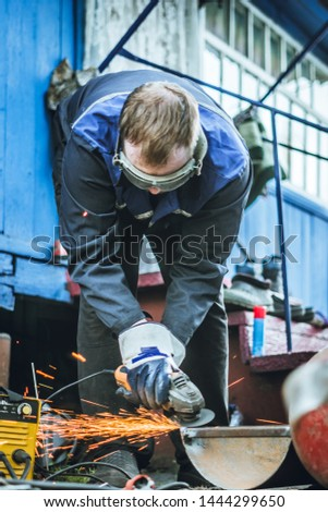 Iron-worker Images and Stock Photos - Avopix com