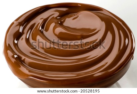 Irresistible chocolate dessert