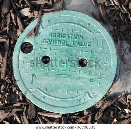 Irrigation Control Valve Cover