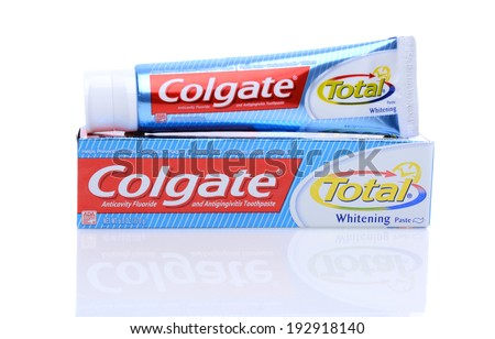 colgate product and branding relationship